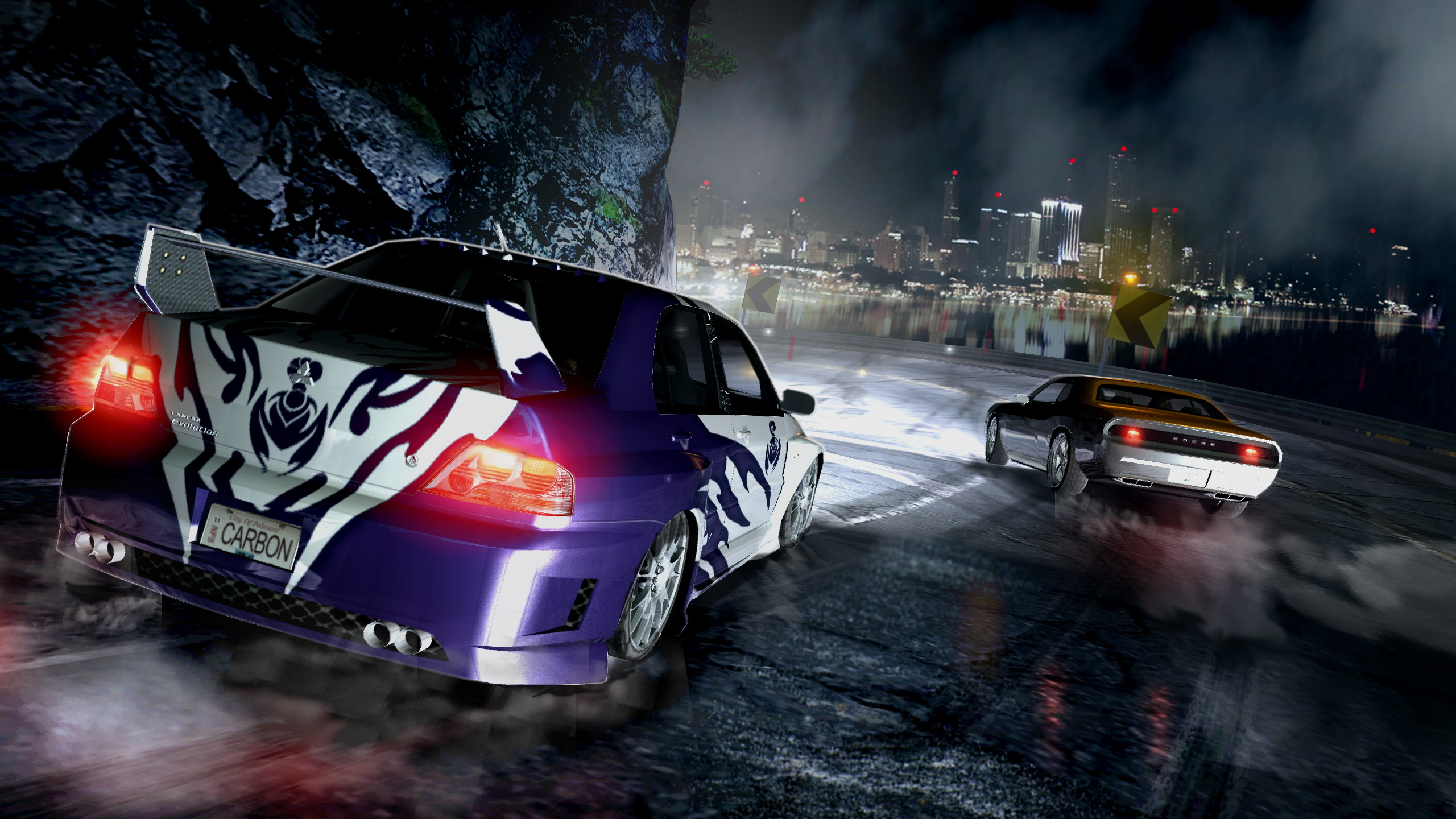 Need For Speed Carbon Own The City Map Crews And More Need